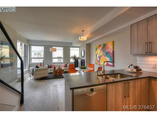 408 595 Pandora Ave, Victoria, BC - CAN (photo 2)