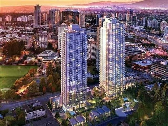 Sl4 6532 Nelson Avenue, Burnaby, BC - CAN (photo 1)