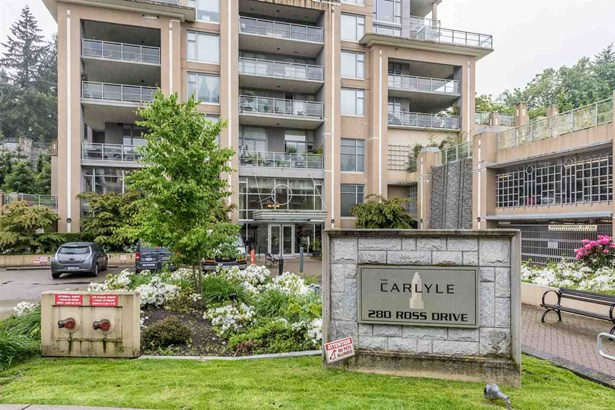 704 280 Ross Drive, New Westminster, BC - CAN (photo 2)