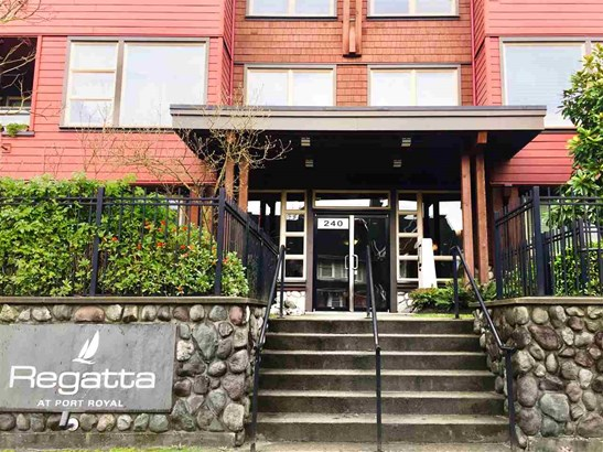 406 240 Salter Street, New Westminster, BC - CAN (photo 1)