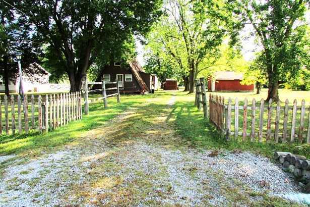 Single Family Residence, Cabin/Rustic - Perry Twp, OH
