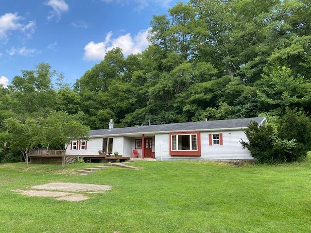 Single Family Residence, Ranch - Brushcreek Twp, OH
