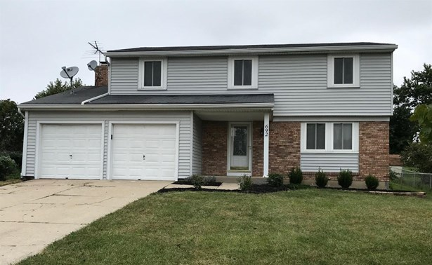 Single Family Residence, Traditional - Springdale, OH
