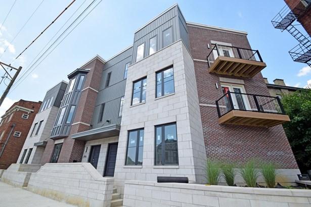 Condominium, Contemporary - Cincinnati, OH (photo 1)