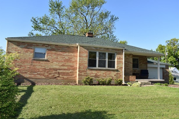 Craftsman/Bungalow,Traditional, Single Family Residence - Sharonville, OH