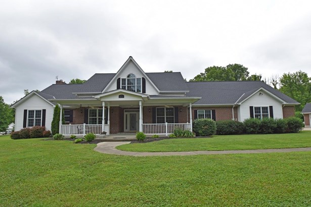 Single Family Residence, Cape Cod,Traditional - Monroe Twp, OH (photo 1)