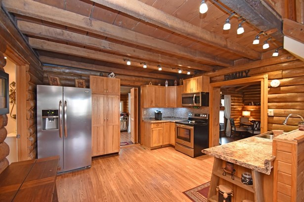 Single Family Residence, Cabin/Rustic,Log - Lynchburg, OH (photo 3)