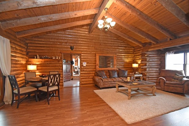 Single Family Residence, Cabin/Rustic,Log - Lynchburg, OH (photo 5)