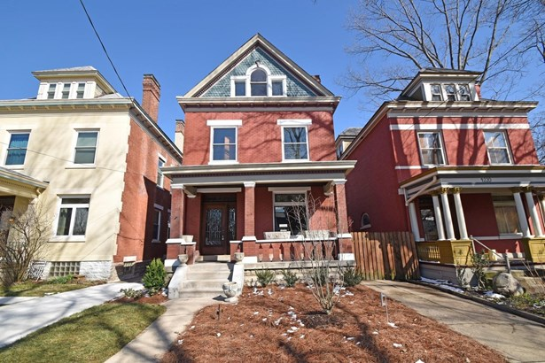 Single Family Residence, Historical,Traditional - Cincinnati, OH (photo 1)