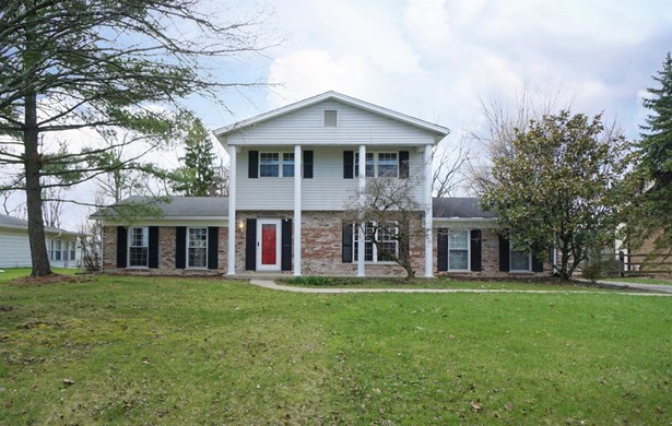 Single Family Residence, Traditional - Forest Park, OH (photo 1)