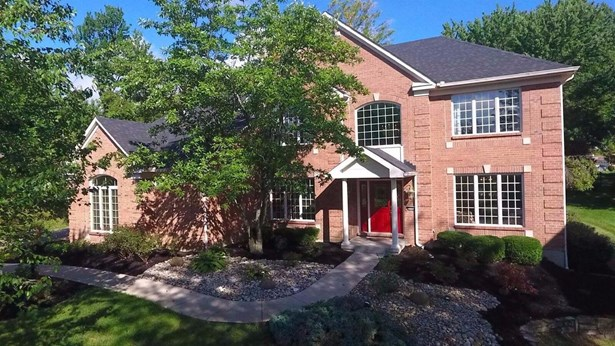 Transitional, Single Family Residence - Blue Ash, OH (photo 1)