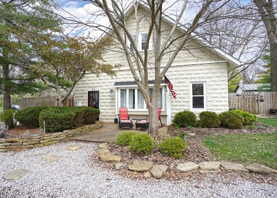 Single Family Residence, Eclectic,Historical - Loveland, OH (photo 1)