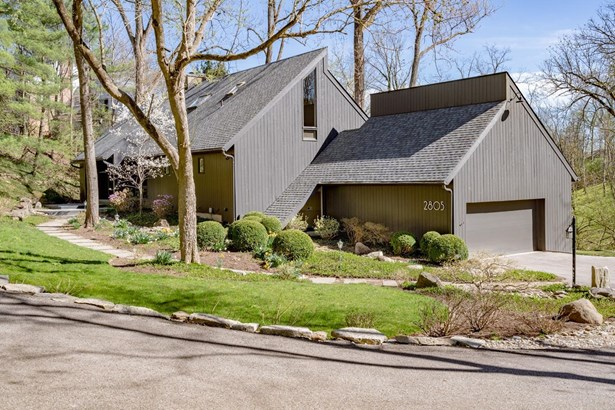 Single Family Residence, Contemporary/Modern - Cincinnati, OH