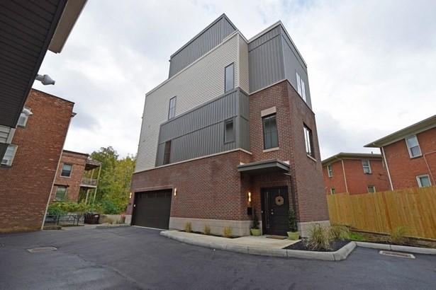 Condominium, Contemporary/Modern - Cincinnati, OH (photo 2)