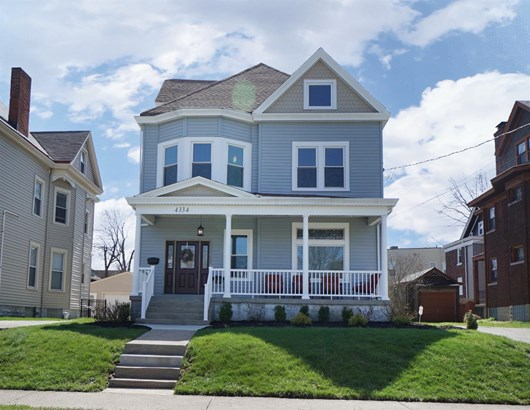 Single Family Residence, Victorian - Norwood, OH (photo 1)