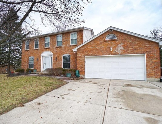 Single Family Residence, Traditional - Fairfield Twp, OH (photo 1)