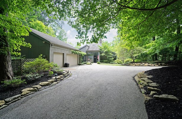 Single Family Residence, Contemporary - Anderson Twp, OH (photo 1)