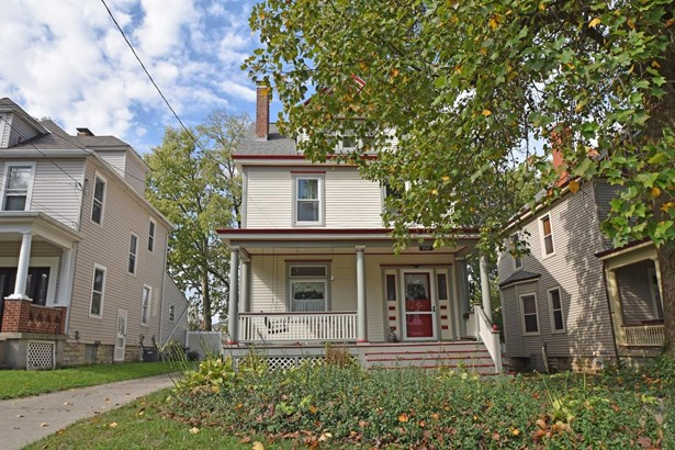 Colonial,Traditional, Single Family Residence - Norwood, OH (photo 1)