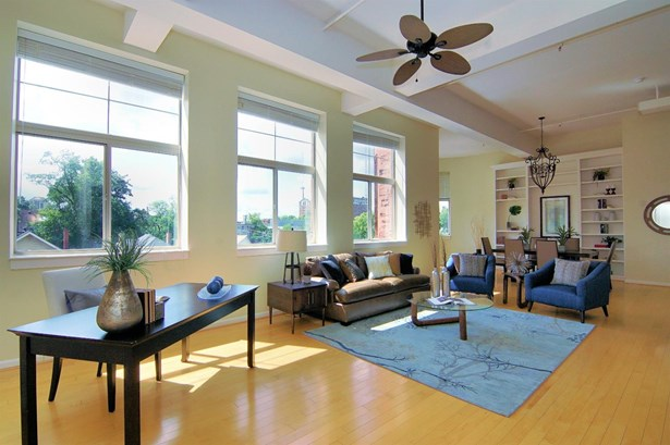 Condominium, Historic - Cincinnati, OH (photo 3)