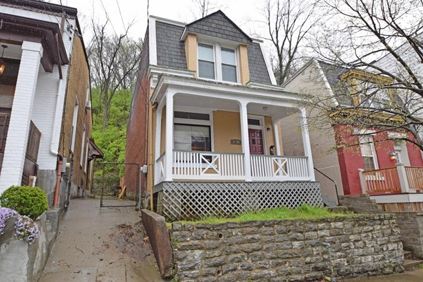 Single Family Residence, Historical,Traditional - Cincinnati, OH (photo 1)