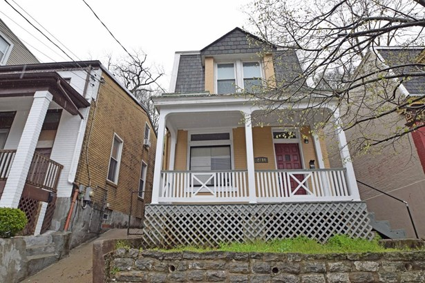 Single Family Residence, Historical,Traditional - Cincinnati, OH (photo 2)
