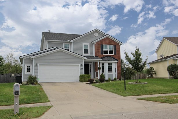 Transitional, Single Family Residence - Miamisburg, OH