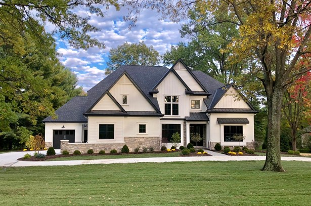 Transitional, Single Family Residence - Indian Hill, OH (photo 1)