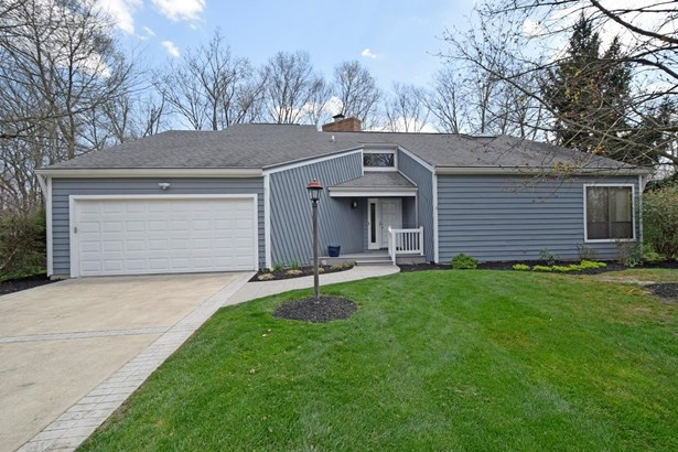 Single Family Residence, Contemporary/Modern - Miami Twp, OH (photo 1)