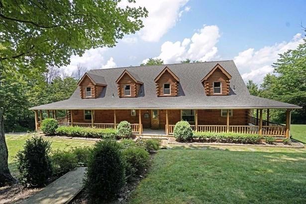 Single Family Residence, Log - Ohio Twp, OH (photo 1)