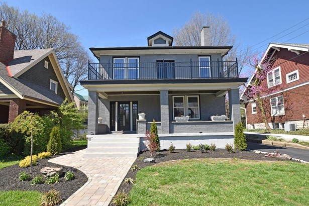 Craftsman/Bungalow,Traditional, Single Family Residence - Cincinnati, OH (photo 1)