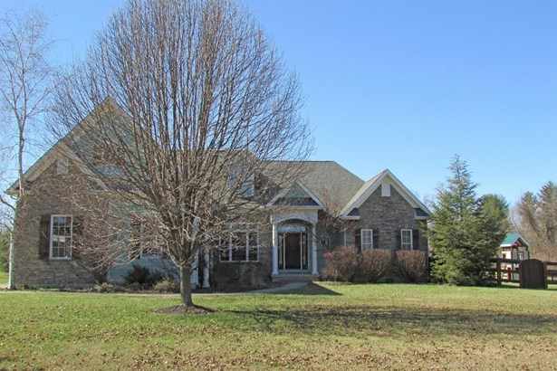 Single Family Residence, Contemporary/Modern,Transitional - Perry Twp, OH (photo 1)