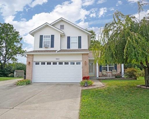Single Family Residence, Traditional,Transitional - Trenton, OH (photo 1)