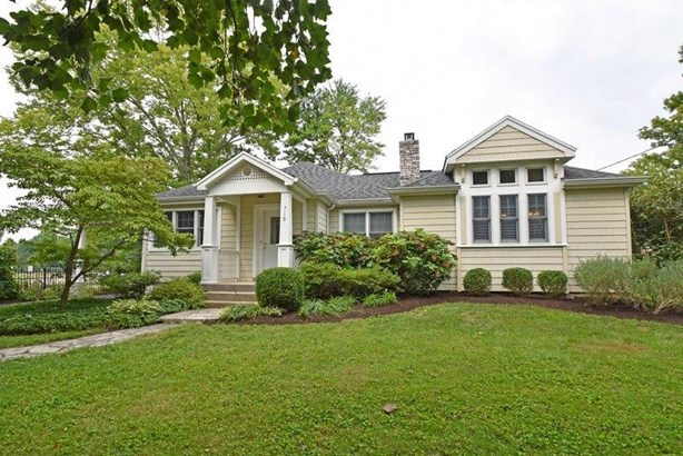 Craftsman/Bungalow,Transitional, Single Family Residence - Terrace Park, OH