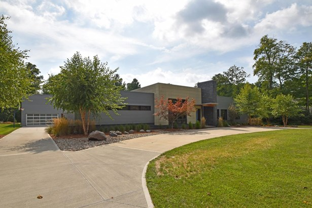 Single Family Residence, Contemporary/Modern - Indian Hill, OH (photo 1)