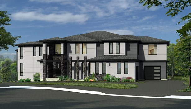 Single Family Residence, Contemporary/Modern - Deerfield Twp., OH