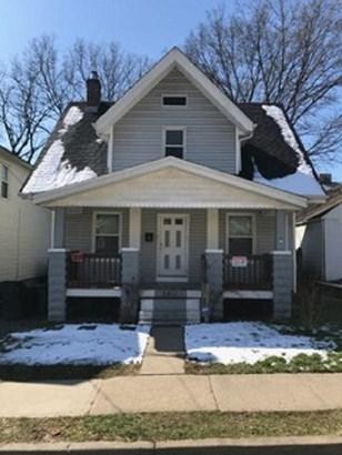 Single Family Residence, Craftsman/Bungalow - Norwood, OH (photo 1)