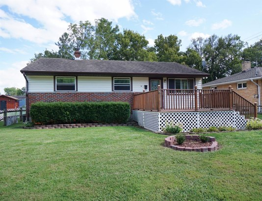 Single Family Residence, Traditional,Ranch - Milford, OH (photo 1)