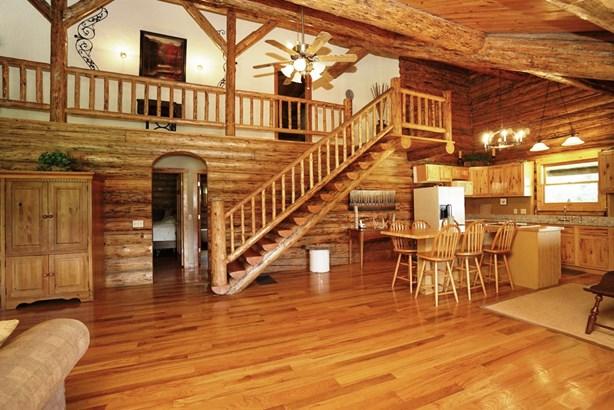 Single Family Residence, Log - Harlan Twp, OH (photo 5)