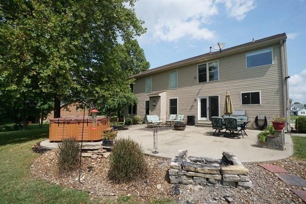 Transitional, Single Family Residence - Morrow, OH (photo 5)