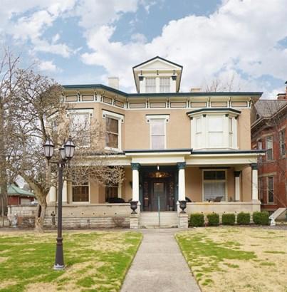 Single Family Residence, Historic,Colonial - Hamilton, OH (photo 1)