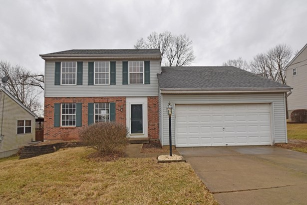 Single Family Residence, Traditional - Cleves, OH (photo 1)