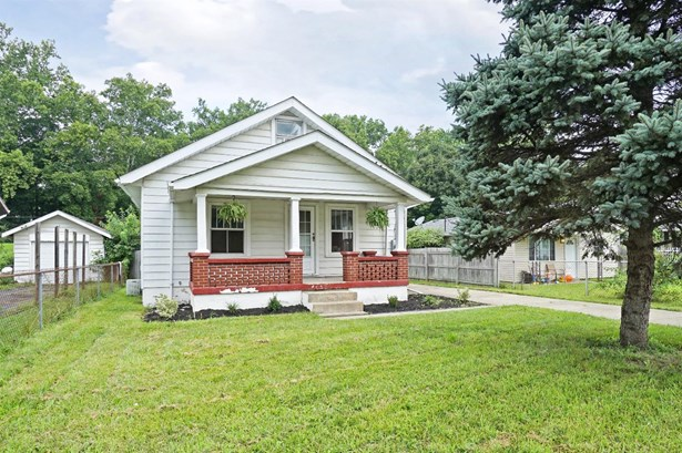 Cape Cod, Single Family Residence - Franklin, OH (photo 1)