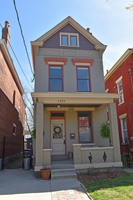 Single Family Residence, Traditional,Victorian - Cincinnati, OH (photo 1)