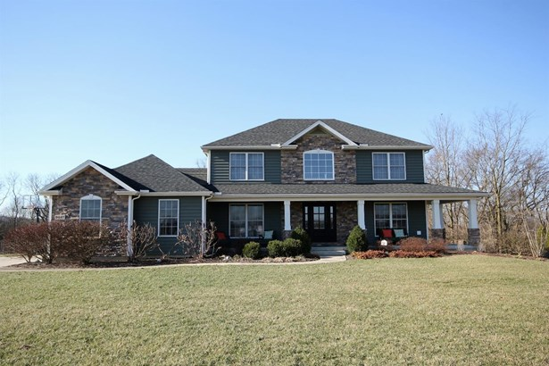 Single Family Residence, Traditional - Waynesville, OH (photo 1)