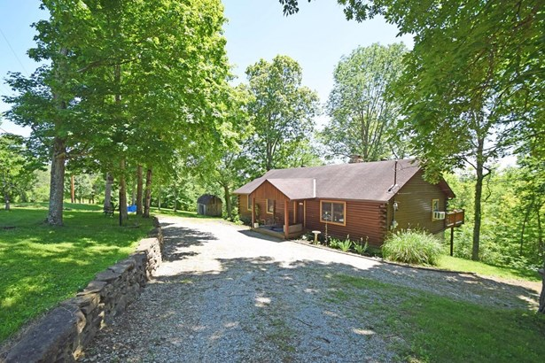 Single Family Residence, Log - Washington Twp, OH (photo 1)
