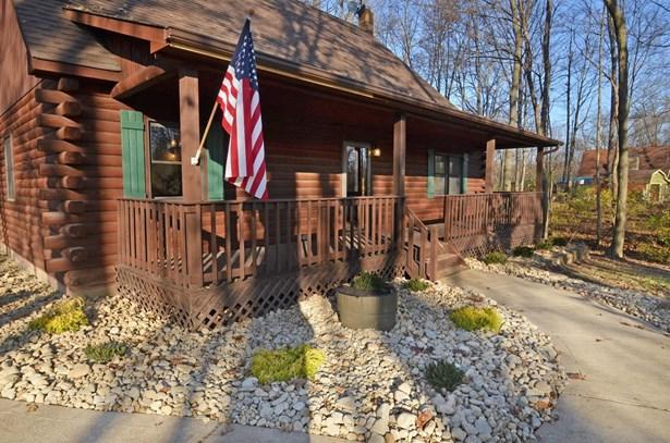 Single Family Residence, Log - Washington Twp, OH (photo 2)