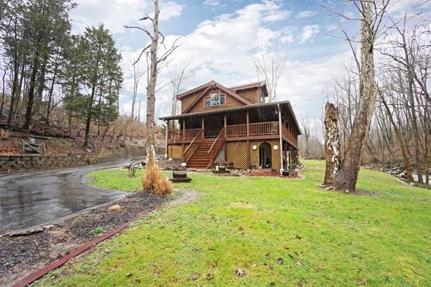 Single Family Residence, Log - Green Twp, OH (photo 1)