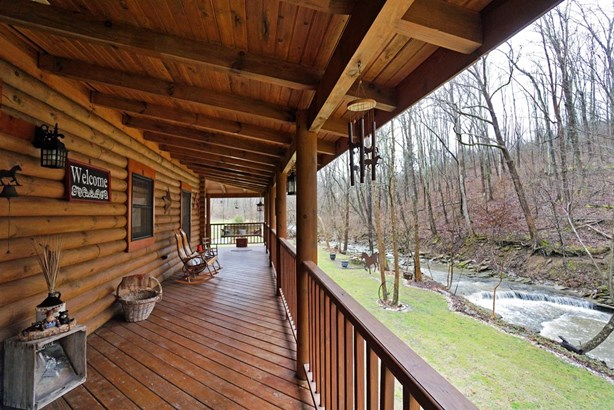 Single Family Residence, Log - Green Twp, OH (photo 3)