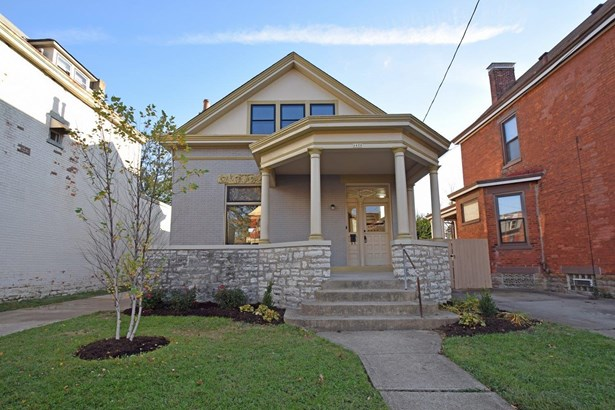 Single Family Residence, Transitional,Victorian - Cincinnati, OH (photo 1)