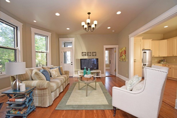 Single Family Residence, Transitional,Victorian - Cincinnati, OH (photo 4)